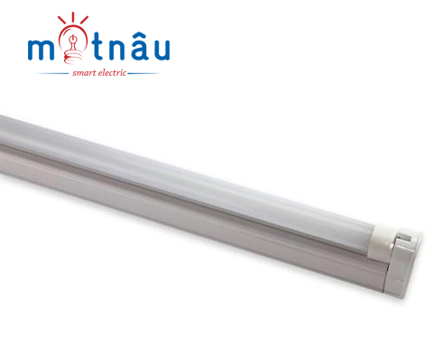 Bộ đèn Tuyp Led T8 1,2m - 18W (liền máng)