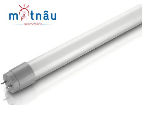 Bộ đèn Tuyp Led T8 0,6m - 9W (liền máng)